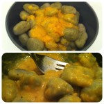 vegan gnocchi sweet potato n' cream sauce