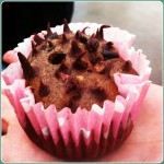 vegan strawberries chocolate chip cupcakes recipe by yaeli shochat