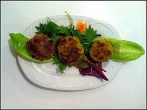 Vegan Mini Burgers with Potatoes and Broccoli | Vegan Recipes by Vegan Slaughterer Yaeli Shochat