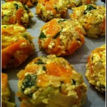 Vegan Recipe for Baked Tofu and Veggies Patties by Vegan Slaughterer Yaeli Shochat