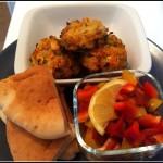 Baked Tofu and Veggies Vegan Patties recipe by Vegan Slaughterer Yaeli Shochat