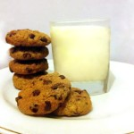 Best Chocolate chip - oat cookies ever vegan recipe by Yaeli Shochat