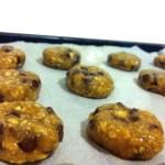 Best vegan chocolate chips - oat cookies ever!