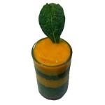 Healthy Mango - Kale Smoothie for Kids Vegan Recipes for Kids by Vegan Slaughterer Yaeli Shochat