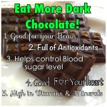 Vegan Dark Chocolate Health Benefits - By Vegan Slaughterer Yaeli Shochat