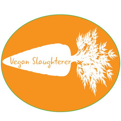 Vegan Slaughterer by Yaeli Shochat