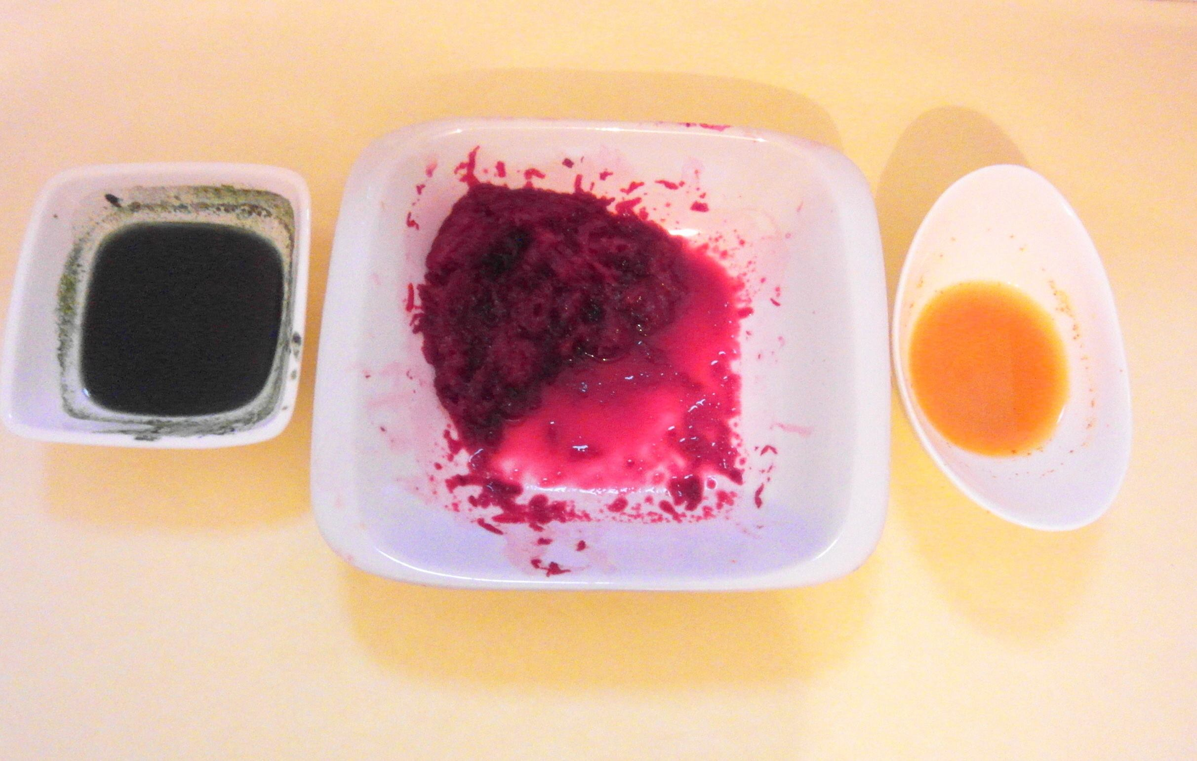 DIY Vegan Food Coloring vegan recipes by Vegan Slaughterer Yaeli Shochat