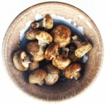 The Best Vegan Side Dish - Roasted Mushrooms