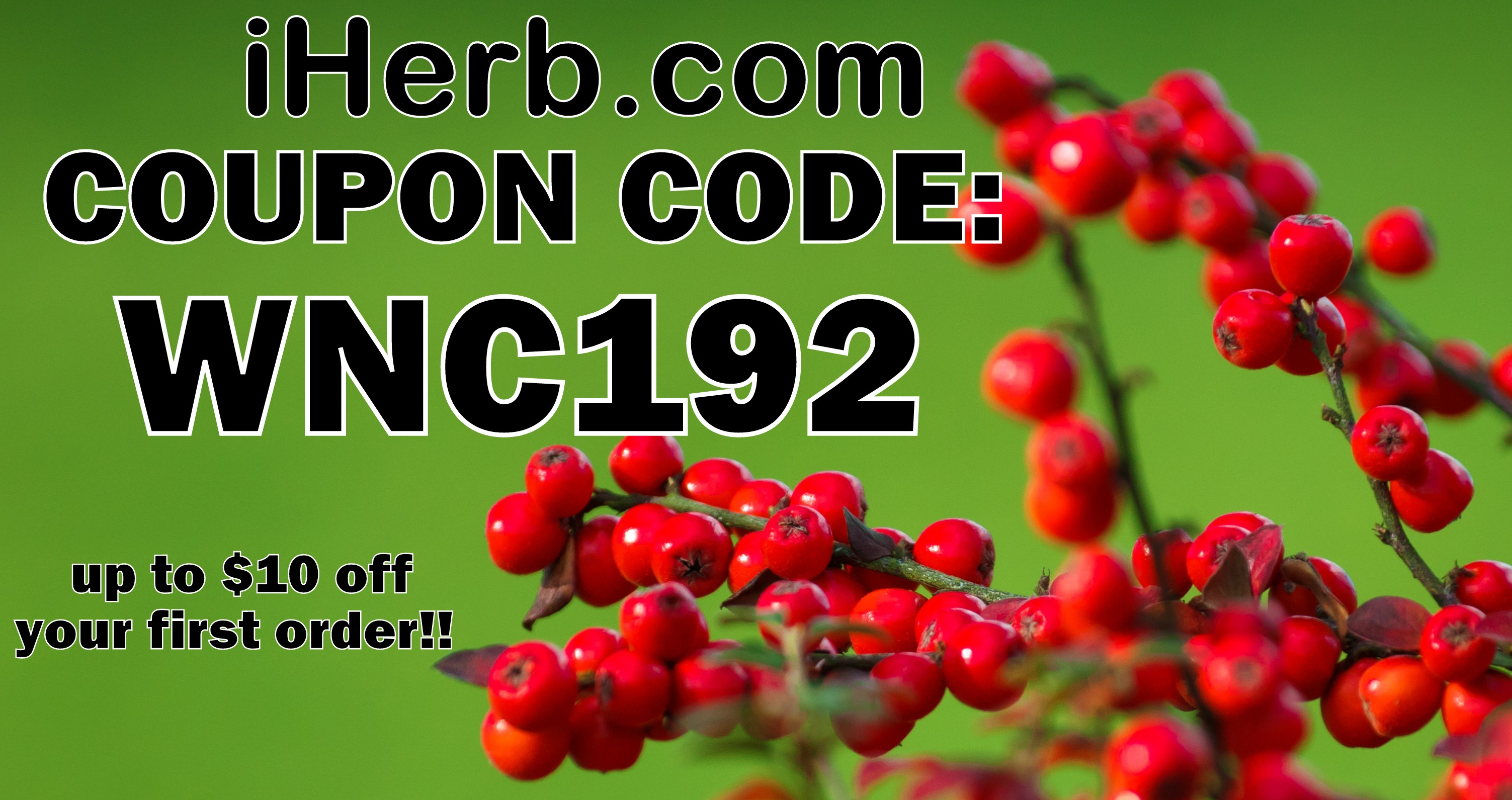 iherb discount coupon code