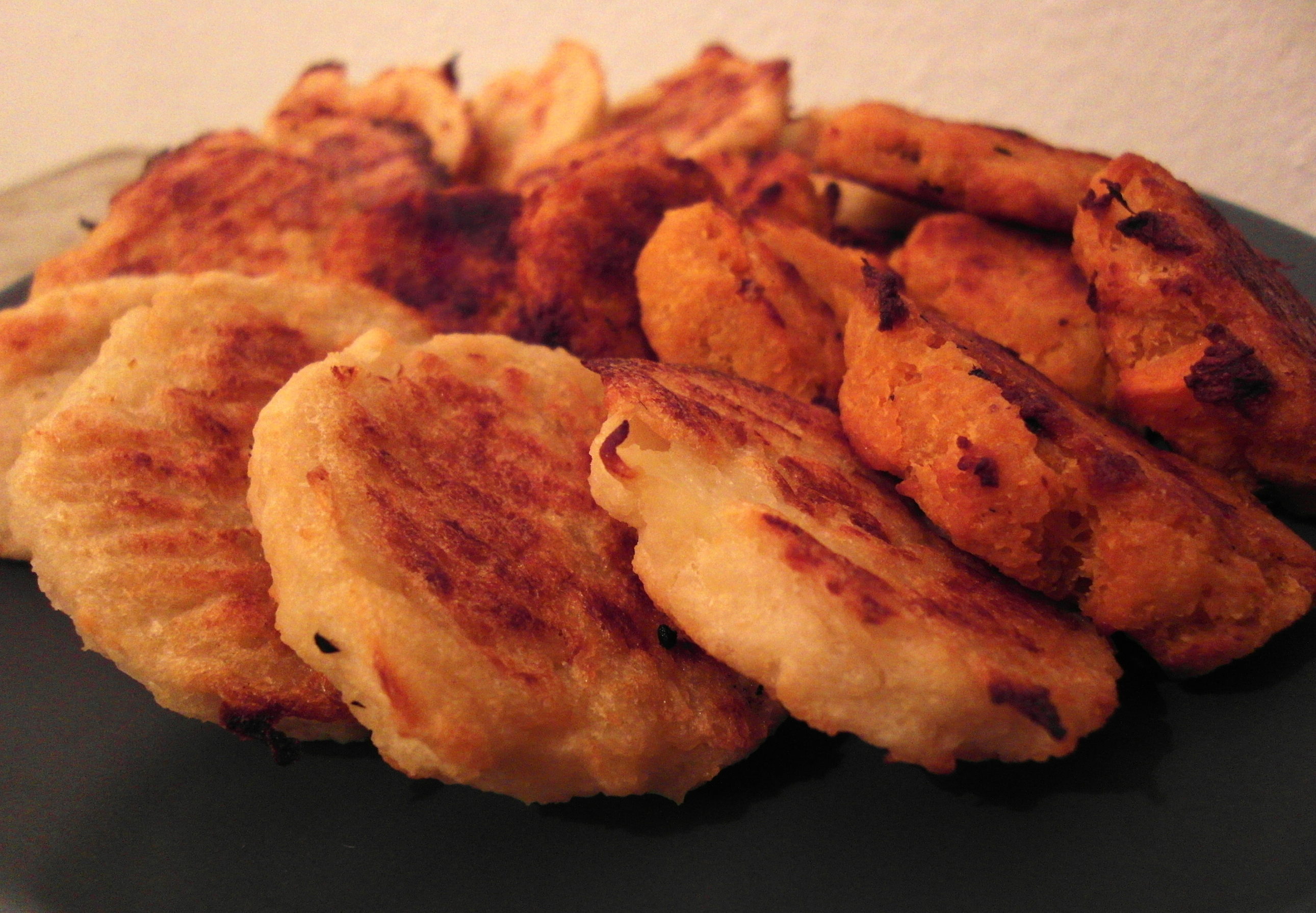 Oven Baked Vegan Potato Latkes Vegan Recipes by Vegan Slaughterer Yaeli Shochat