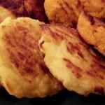 Oven Baked Vegan Potato Latkes Vegan Recipes by Vegan Slaughterer Yaeli Shochat